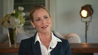 Maria Bello Talks Coming Out to Her Son & Battling Bipolar Disorder