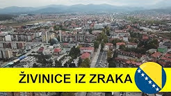 ZIVINICE IZ ZRAKA  / Dron video Kanal 6 HD