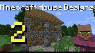 minecraft villager building simple designs tutorial architecture efficient