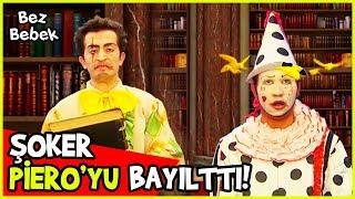 ŞOKER, PİEROYU BAYILTTI - Bez Bebek 12. Bölüm