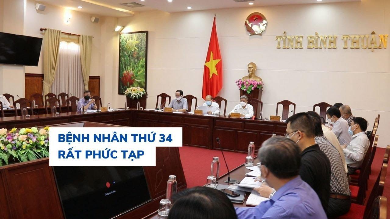 Bộ Y tế lo ngại về bệnh nhân thứ 34 nhiễm Covid-19 ở Bình Thuận
