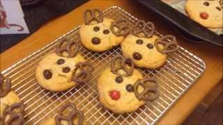 Diy Reindeer Cookies
