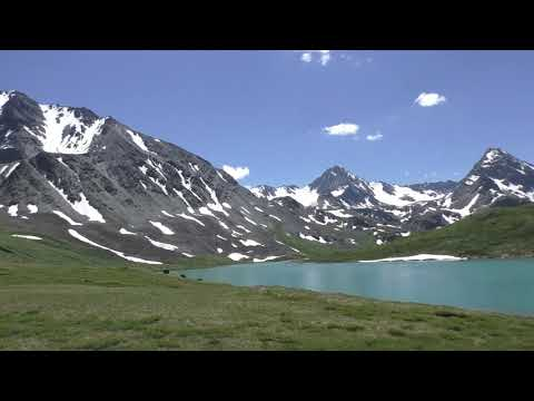 Hiking video from Altay (Russia) part 2