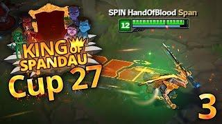 DAS WICHTIGSTE MATCH MEINES LEBENS! | King Of Spandau [C27M3]