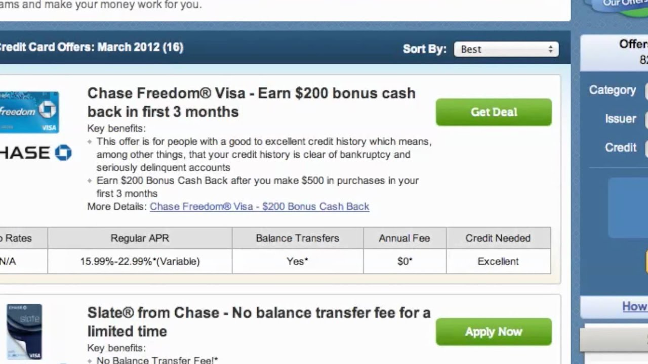 How To Use Chase Credit Card Reviews - YouTube