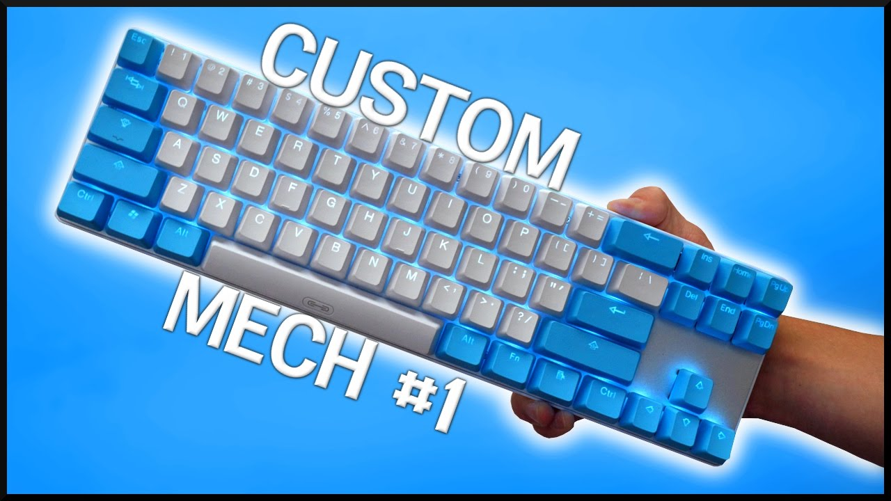 Custom Mechanical Keyboard V1 0!