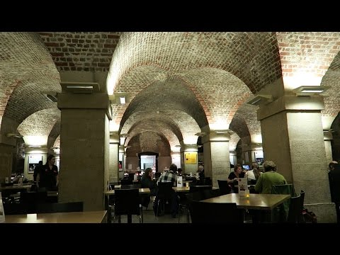 Cafe In The Crypt St Martin In The Fields Church Trafalgar Square London