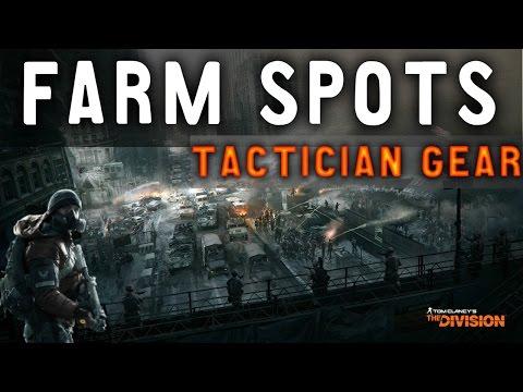 Tactican's Gear Set | Gear Farm Locations | Incursions | The Division
