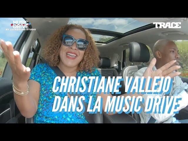 CHRISTIANE VALLEJO dans la Music Drive