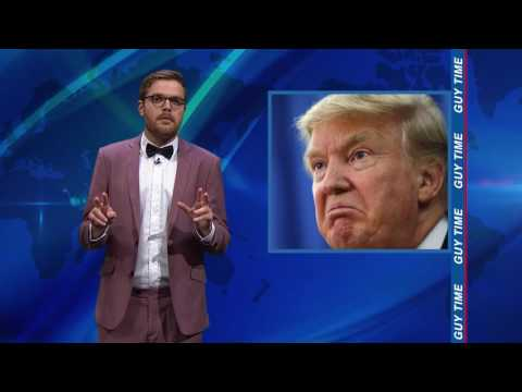 Thumbnail: Guy Williams on the US Presidential Election
