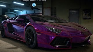 Lamborghini Aventador LP 700-4 2014 - Need For Speed 2016 - Test Drive Gameplay (PC HD) [1080p60FPS]