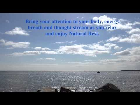 Natural Rest Body Breath Energy Thought