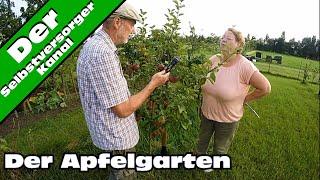 Doku Obstgarten Rosenweide Äpfel Äpfel Äpfel
