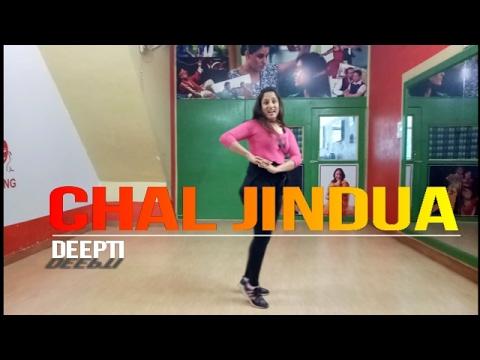 Chal Jindua | Bhangra | Dance | Choreography | Wingz Bhangra Fever | Ranjit Bawa | Steps