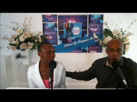 "POP RADIO:  ""You Have Extraordinary Purpose""  - Jeffrey Shepherd & Zainabu Kamara"