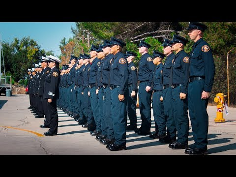Los Angeles County Fire Department Graduation Recruit Class 148