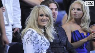 Carrie Underwood Stuns at CMT Music Awards 2015