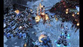 EPIC - P - InnovatioN (T) v Reynor (Z) on Triton - StarCraft 2 - Legacy of the Void 2020