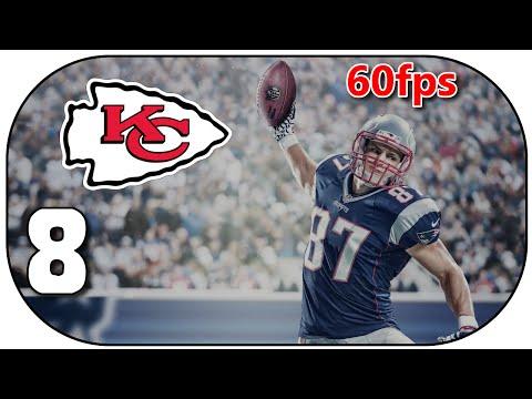 MADDEN 17 Be-A-Pro QB #8 vs. Kansas City Chiefs ★ [Deutsch/German] Let's Play Madden 17 NFL