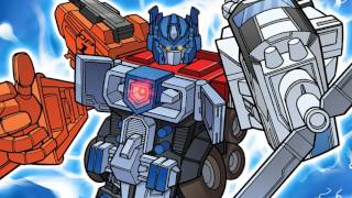 Transformers: Energon - Theme Song (Extended)