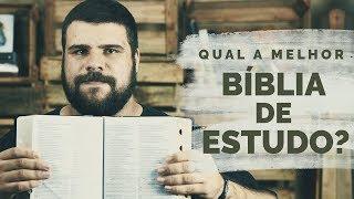 QUAL É A MELHOR BÍBLIA DE ESTUDO?   Teologueiros