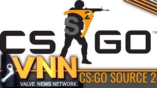 CS:GO's Source 2 Port - A Speculative Theory