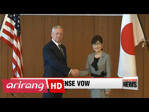 U.S. will aid Japan in defense of contested Senkaku Islands: Mattis