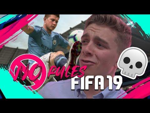 NO RULES FIFA 19 | ChrisMD v KDB | FULL GAME