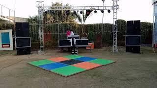 DJ Karan Gwalior pinto park murar
