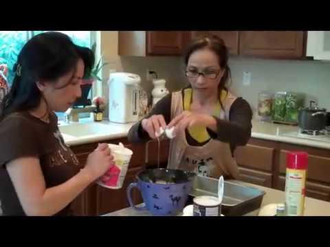 Cách làm bánh bò nướng