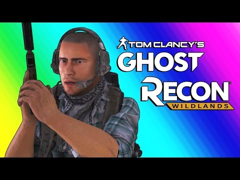 Thumbnail: Ghost Recon Wildlands Gameplay - Llamas & Helicopters!