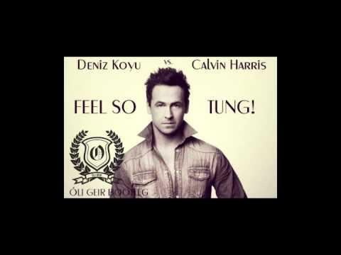 Deniz Koyu vs Calvin Harris - Feel so Tung! (Dj Óli Geir Bootleg) [Radio Edit]