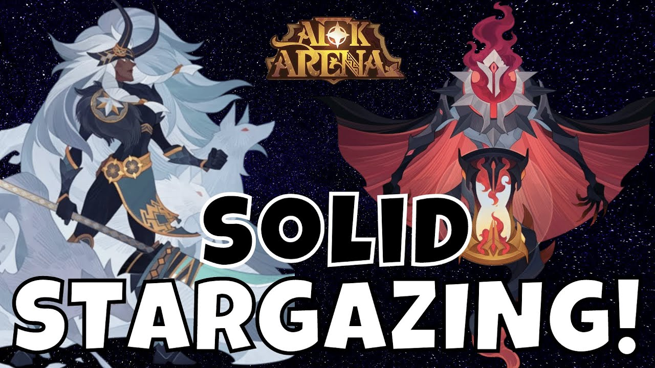 SO MANY STARGAZING CARDS AND DIAMONDS! [AFK ARENA]