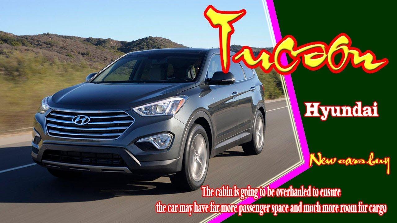 2020 Hyundai Tucson 2020 Hyundai Tucson Redesign 2020 Hyundai