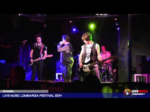 REVANGEL - LIVE MUSIC LOMBARDIA FESTIVAL