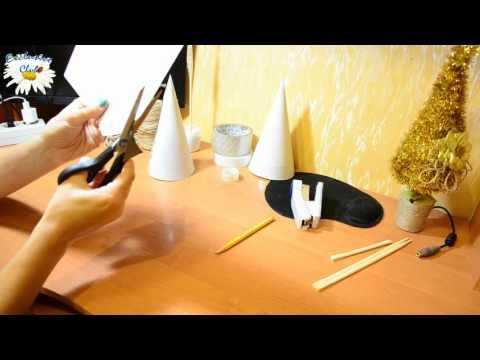 Как сделать конус из оцинковки своими руками фото 277