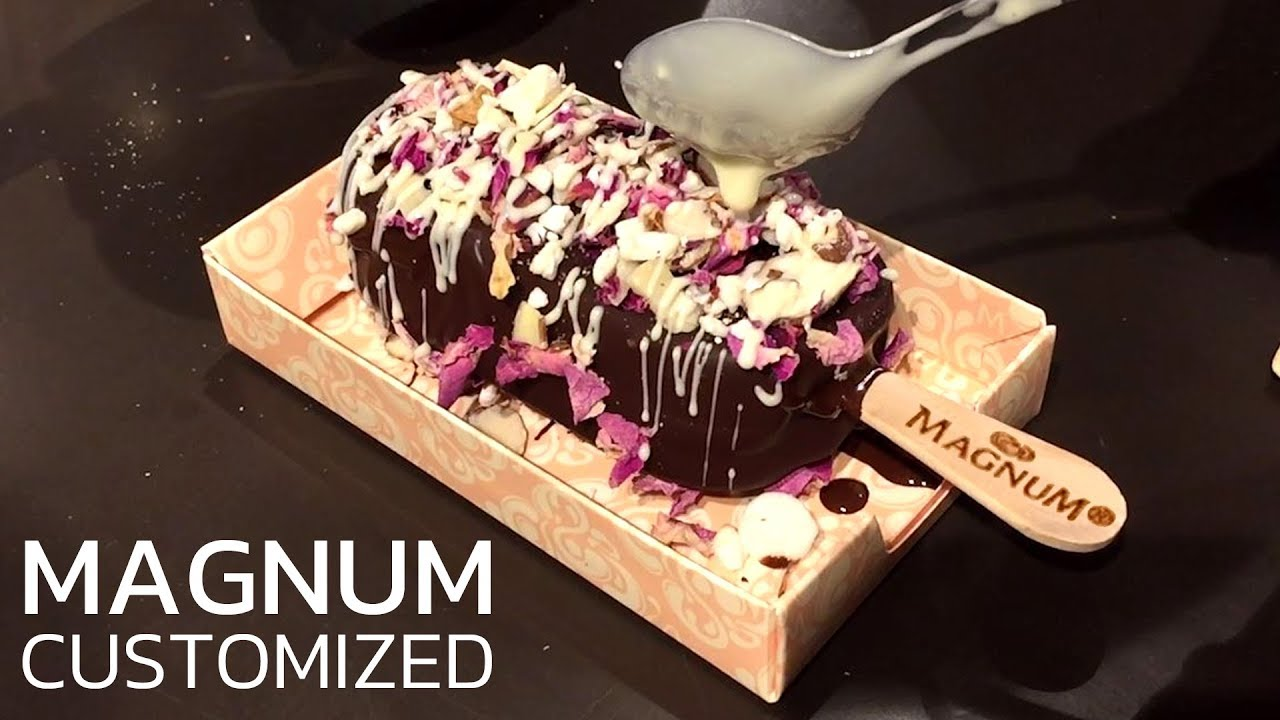 history of magnum ice cream We at ola believe in smiles, joy and ice cream and with our brands we are able to offer you just that we hereby reassure our consumers that magnum ice cream bars manufactured in south africa are certified halaal by sanha accordingly.