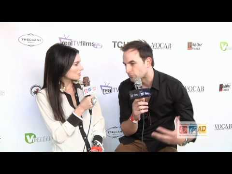 """TIFF 2011 """"Rookie Blue"""" Drew Nelson with Canadians Abroad Interview."""