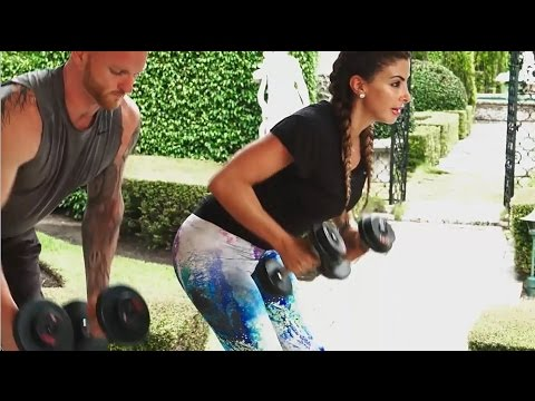 Fitness With Larsa Pippen