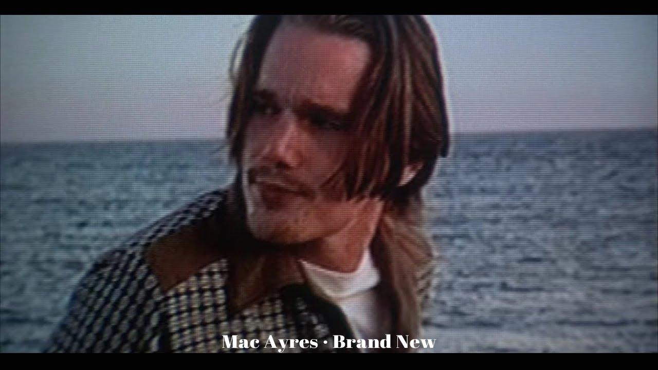 서로를 잊고 새 출발을 하게 될지도. Mac Ayres   Brand New Chords ...