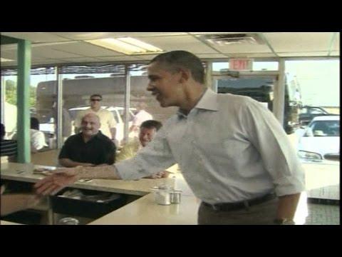 Ndërron jetë pasi i shërben mëngjesin Obamës
