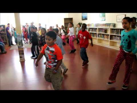 Everybody Dance Now! East Bay Richmond College Prep Schools Program
