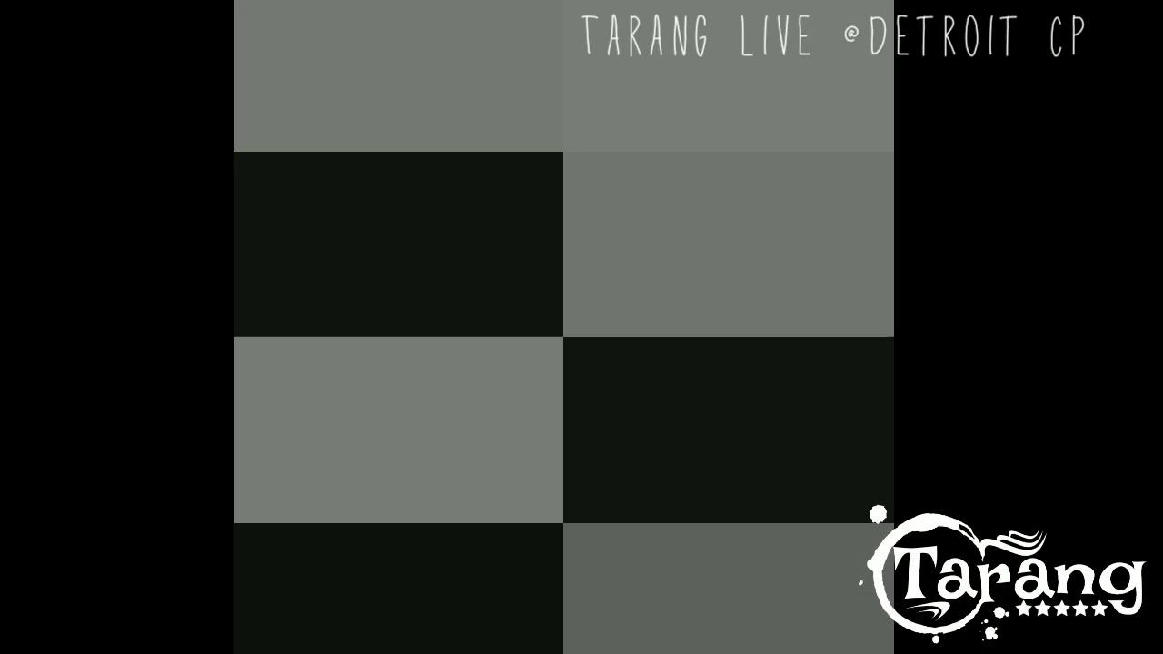 Tarang Live Detroit Cp Youtube
