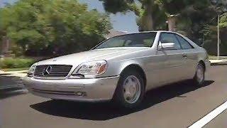Mercedes CL 500 C140