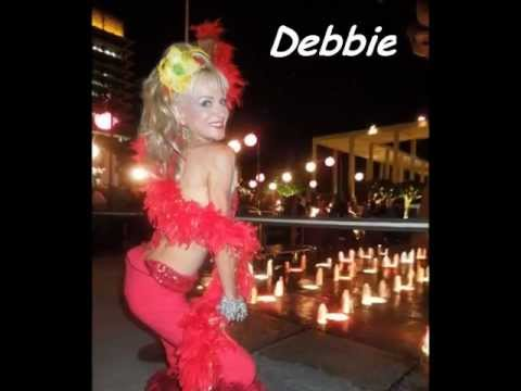 "Debbie Merrill ""I love the nightlife"" with the Los Angeles Disco Society"