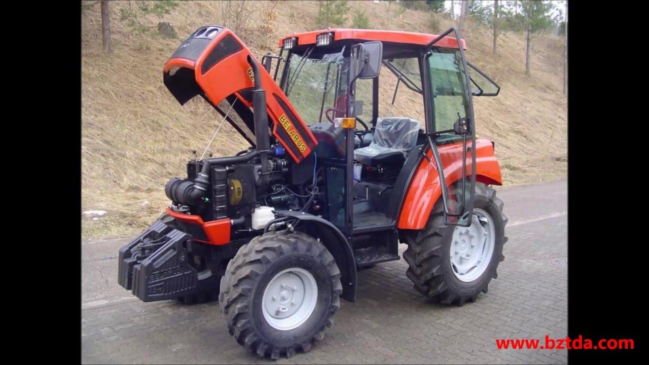 Трактор МТЗ 921.4 | Беларус-МТЗ обозрение