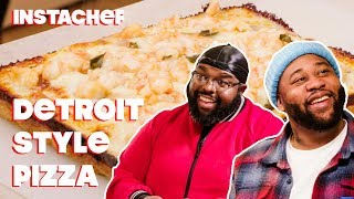 Joe Freshgoods Gets Hooked Up With Detroit Food || InstaChef