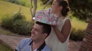 Детский день рожденья. Видеосъемка на детский день рождения в Одессе