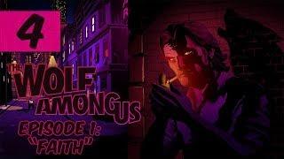 The Wolf Among Us - Walkthrough - Ep. 1: Faith - Part 4 - Prince In The Ghetto