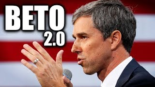 OUCH: Beto O'Rourke Planning Relaunch to Save Failing Campaign (🤣😂)
